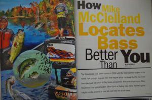 BassMaster Magazine McClelland