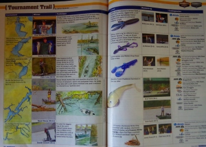 BassMaster Magazine Tournament Trail
