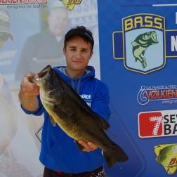 Big Bass de l'édition GASTES 2018 pour l'équipage Lomet - Lomet