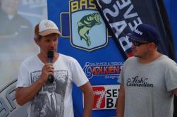 Le duo se hisse a la huitième place sur l'épreuve de Gastes 2018