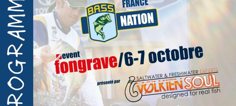 Inscription & Programme « FONGRAVE 6 et 7 Octobre 2018 »