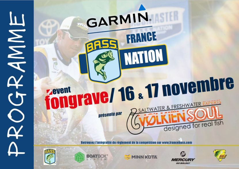 Inscription & Programme « Fongrave 16 & 17 Novembre 2019 »